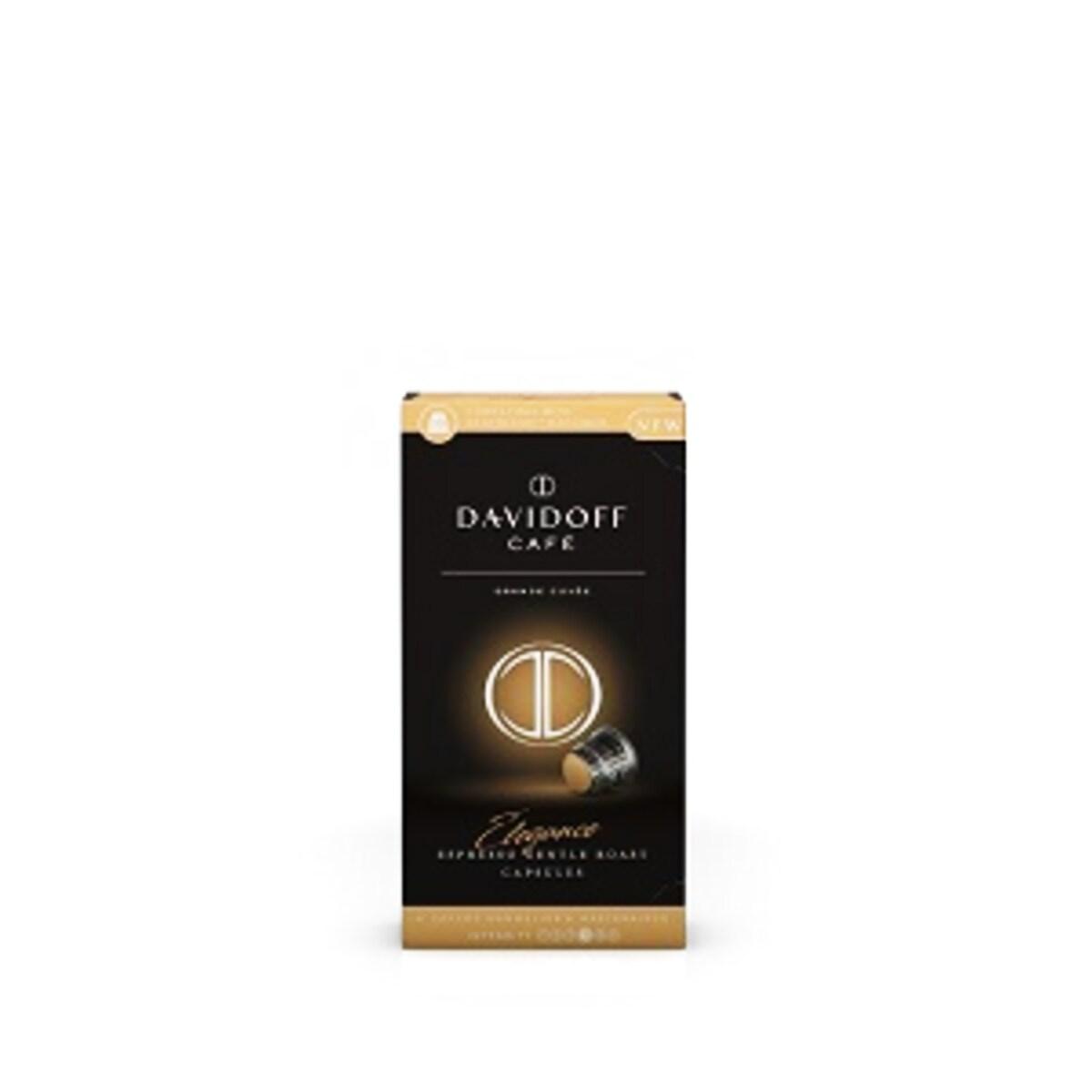 Davidoff Cafe Elegance - Nespresso συμβατές κάψουλες
