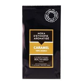 Cafe Richard Moka Ethiopie Caramel αλεσμένος καφές