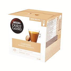 Nescafe Dolce Gusto Cortado Espresso Macchiato 30τεμ κάψουλες