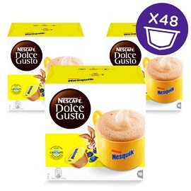 Nescafe Dolce Gusto Nesquik σετ 3 κούτες