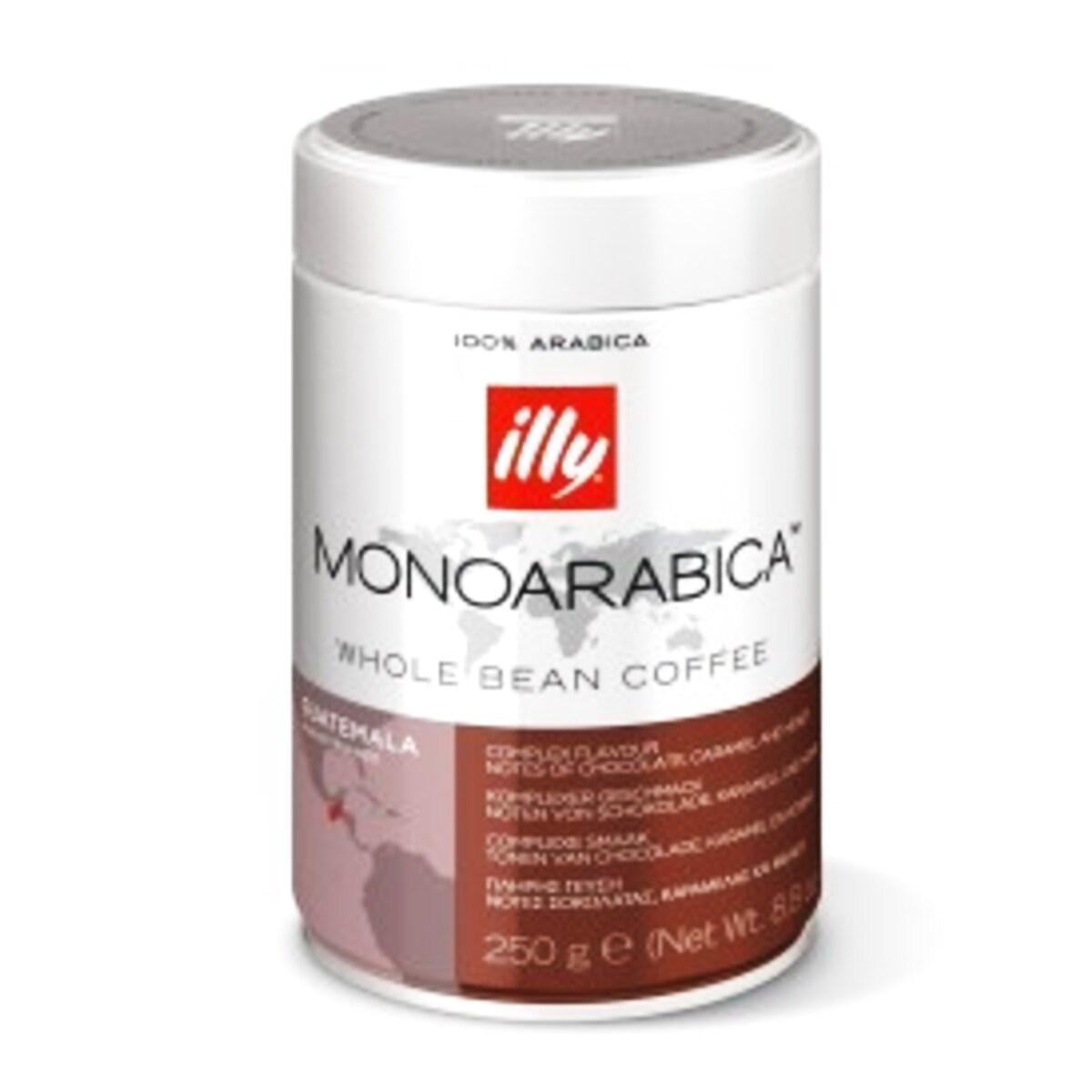 illy Espresso Monoarabica Guatemala - καφές σε κόκκους 250 γρ.